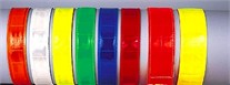 "1-1/2"" Reflecto Band  Dog Collar"