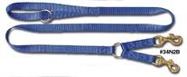 2-Dog 3/4 Inch Width x 4 ft. Standard Nylon Lead