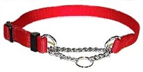 """Tender Trainer Dog Collar 3/4"""" Adjusts 14-22 inches"""