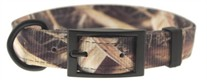 Dee-in-Front Advantage Wetlands Camouflage Dog Collar