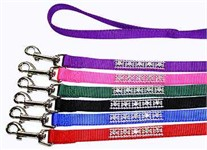 Jeweled Nylon Leads 5/8 x 4ft.