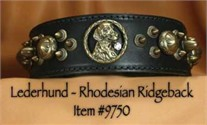 Lederhund Leather Dog Collar