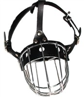 Wire Basket Dog Muzzle Medium Breed Dog Size Large