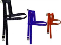 Nylon H Style Harness 1 inch Wide
