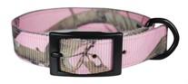 Pink Camo Collar