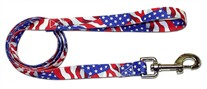 USA Printed Webbing Lead